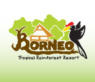 Borneo tropical Rainforest Resort