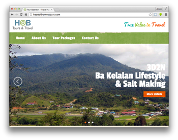 Heart of Borneo Tours & Travel Sdn Bhd