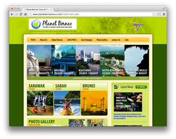 Planet Borneo Tours & Travel Services Sdn Bhd