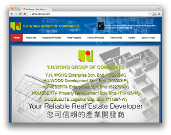 Y. H. Wong Group of Companies
